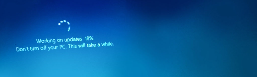 Windows Updates - why you should