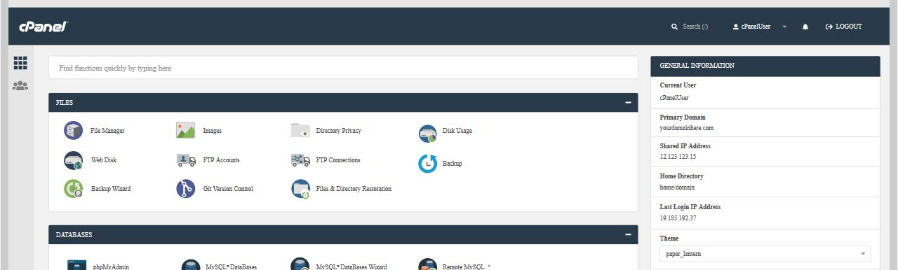 WHM/cPanel DNSONLY overview and setup
