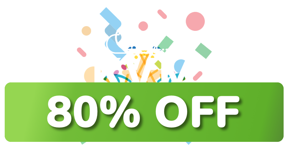 80% off Cloud Linux Servers