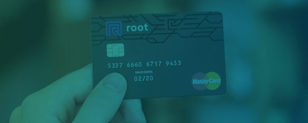 Root: the programmable credit card for developers